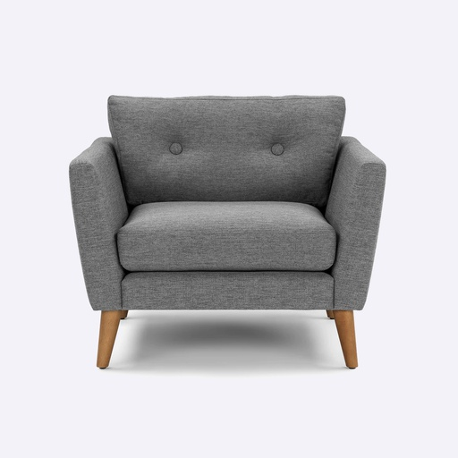 [E-COM06] Chair (Wooden Seat)